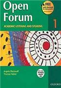 Open Forum 1