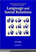 Language And Social Relations
