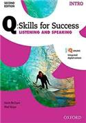 Qskills For Success Listening and Speaking intro